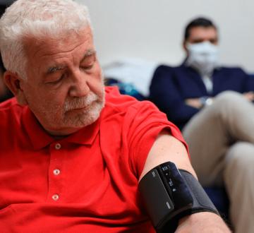 Hipertensión arterial: es momento de conocerla y tenerla bajo control.